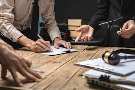 Emerging from the sidelines with the professional legal assistance
